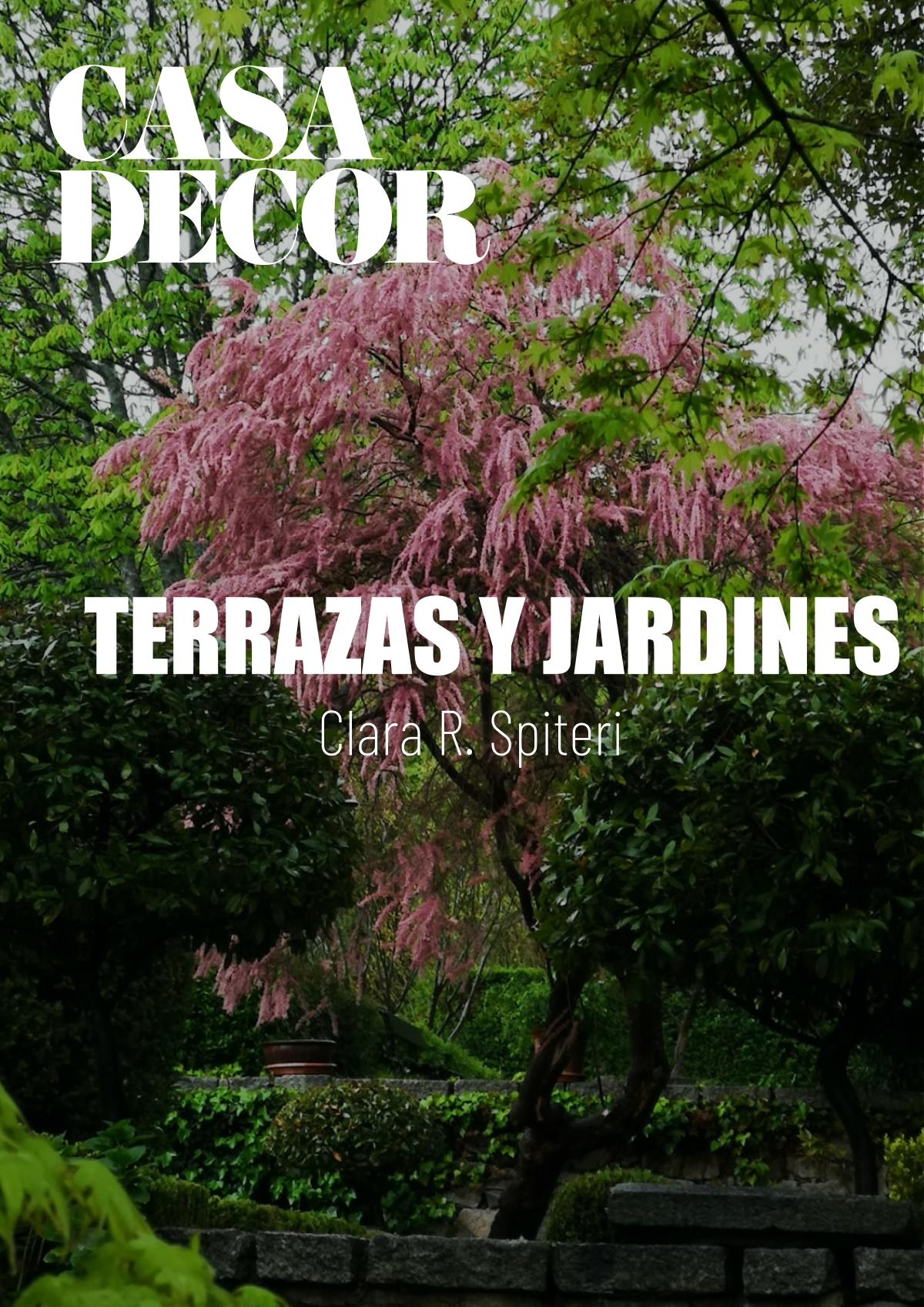 terrazas y jardines en madrid CASA DECOR